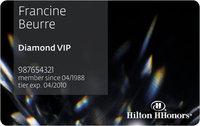 Hhonors Diamond VIP