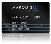 The Marquis Jet Card