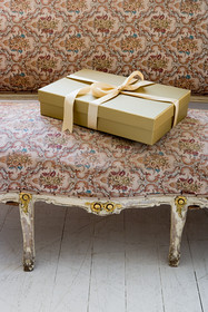 Gift on a seat