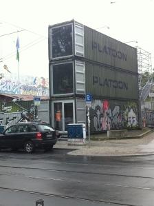 Platoon, Berlin