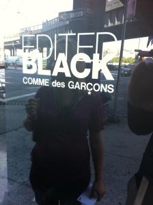 Edited Black