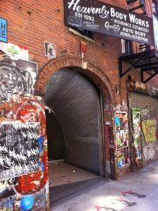 Commes des Garcons, NYC